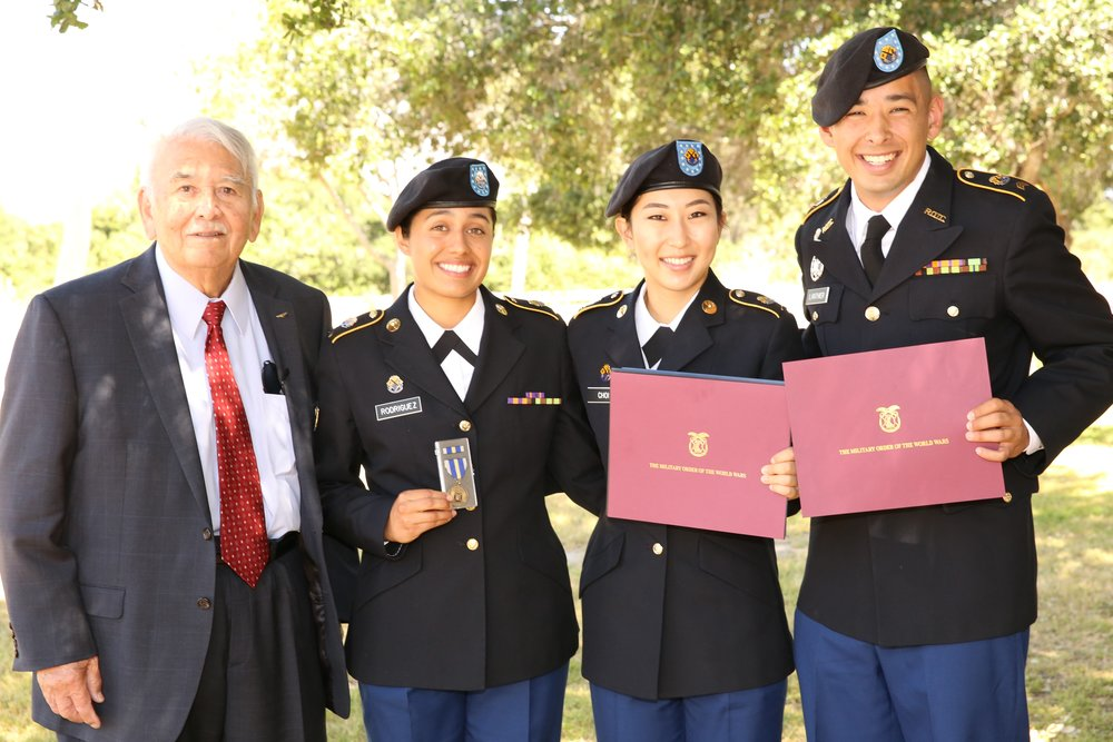 ROTC Awards & Reception