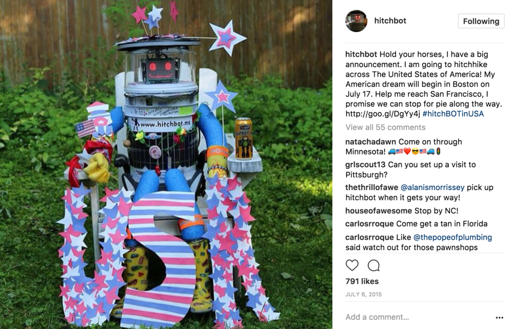 hitchbot usa