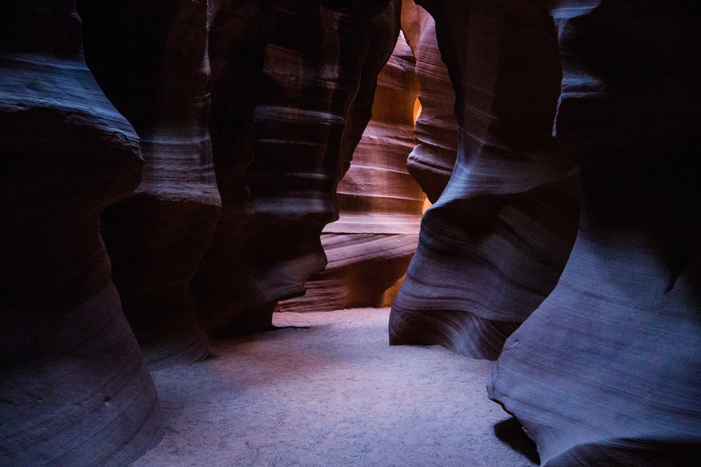 Antelope Canyon, AZ, USA