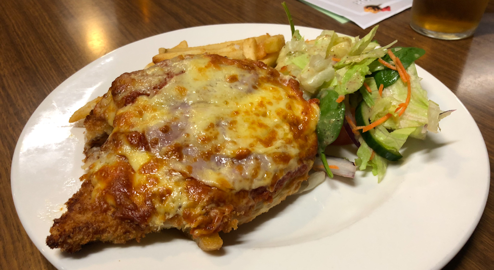 The Classic Parma