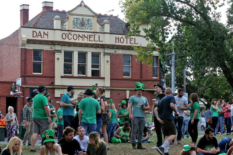 It's been a while, but St. Paddy's at The Dan was once the highlight of my year.
