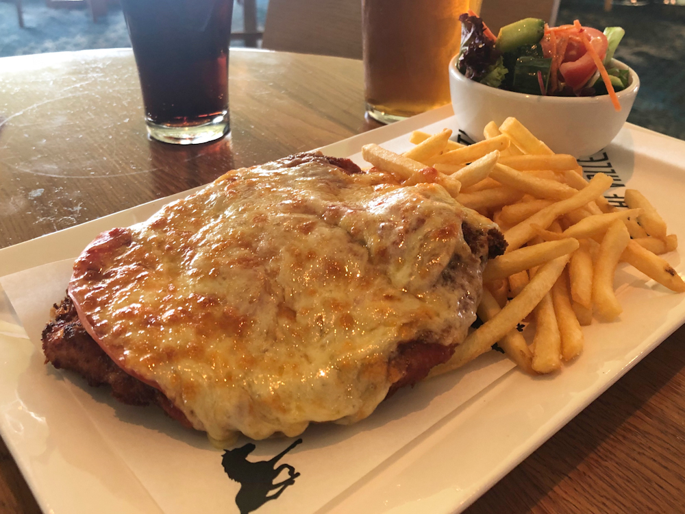 Moonee Valley parma circa 2018