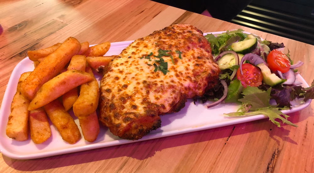 The Traditional Parma
