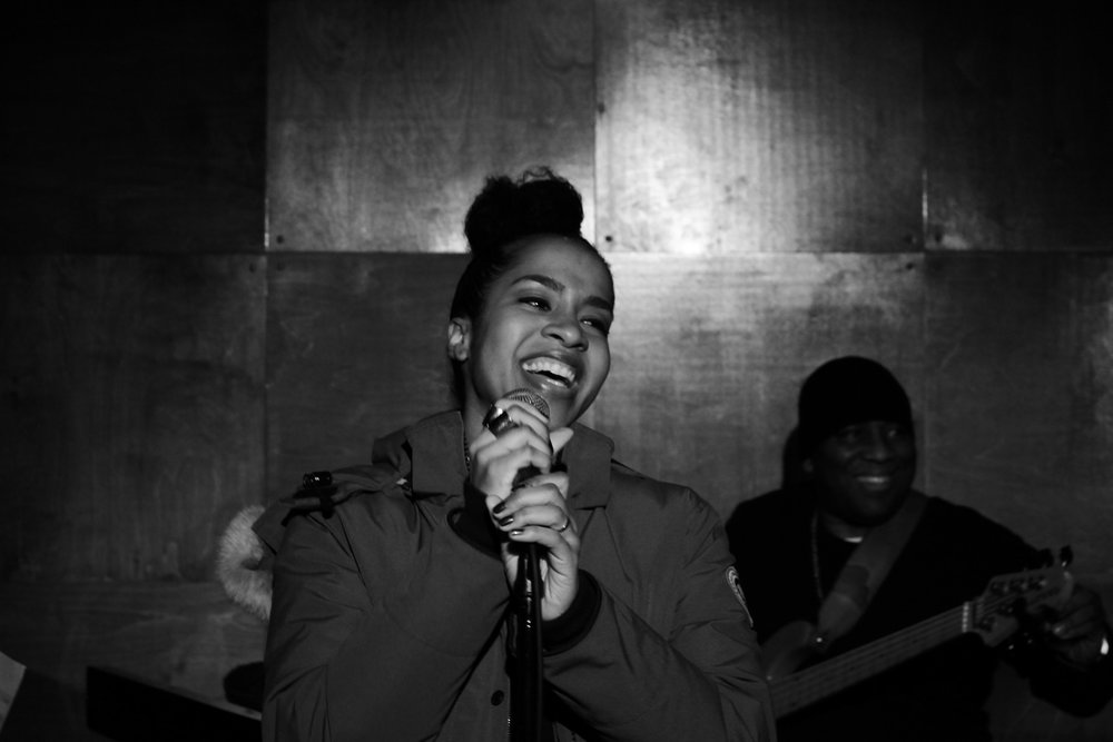 Keewa Nurullah at Davenport's Piano Bar -