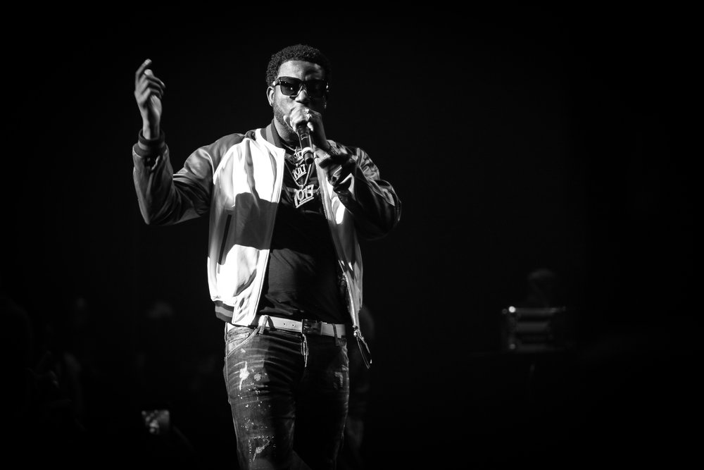 Gucci Mane at the Chicago Theatre -