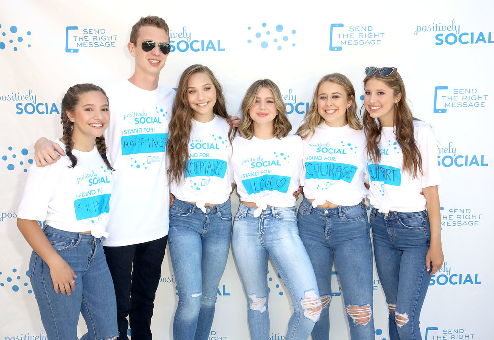 Founders Mackenzie, Jack, Maddie, Lilia, Lily and Charlotte at the LA Launch!