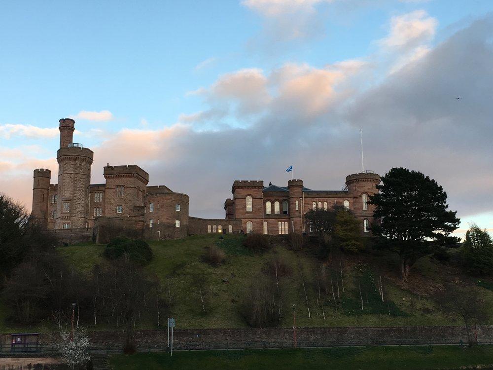 Inverness Castle 2017