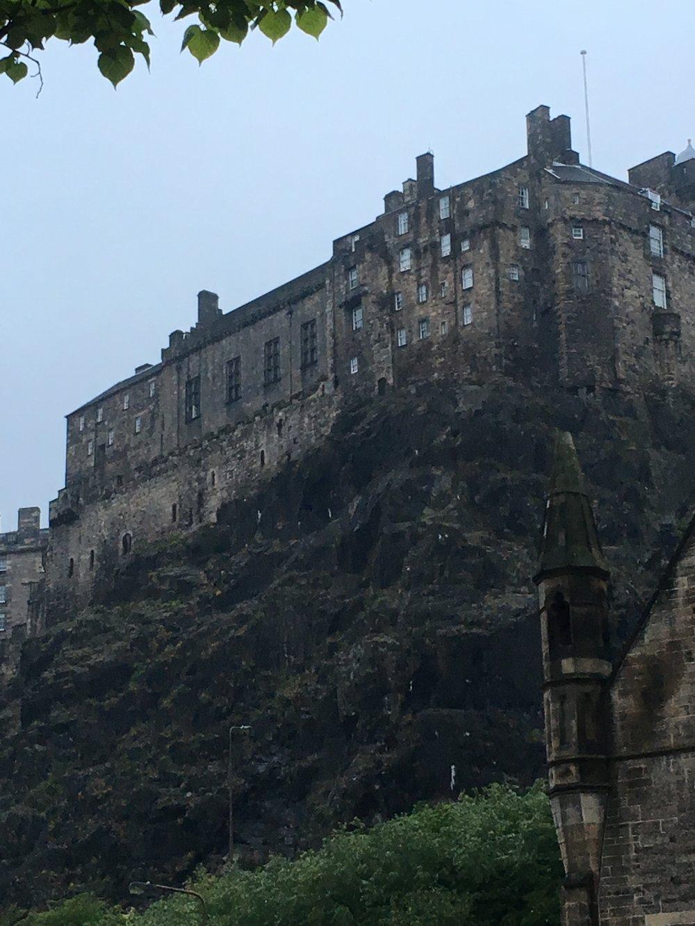 Edinburgh Castle 2016
