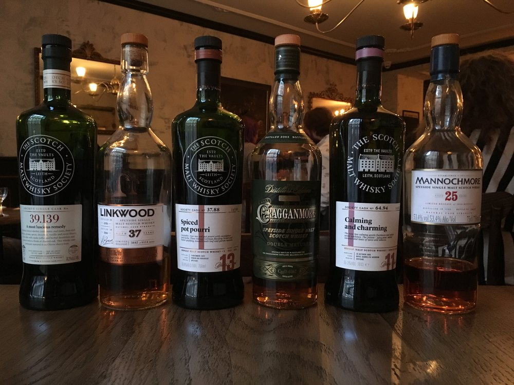 Diageo Rare Scotch Event