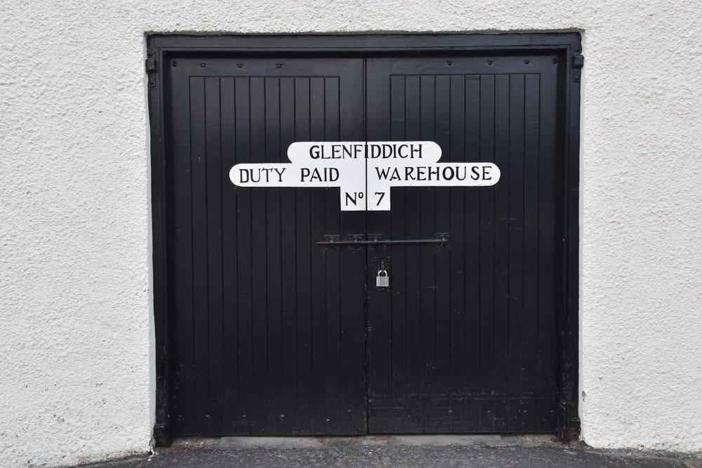 Glenfiddich Duty Warehouse