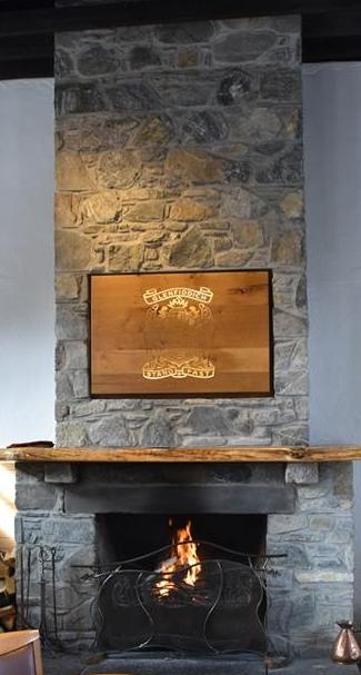 Glenfiddich Tasting Room