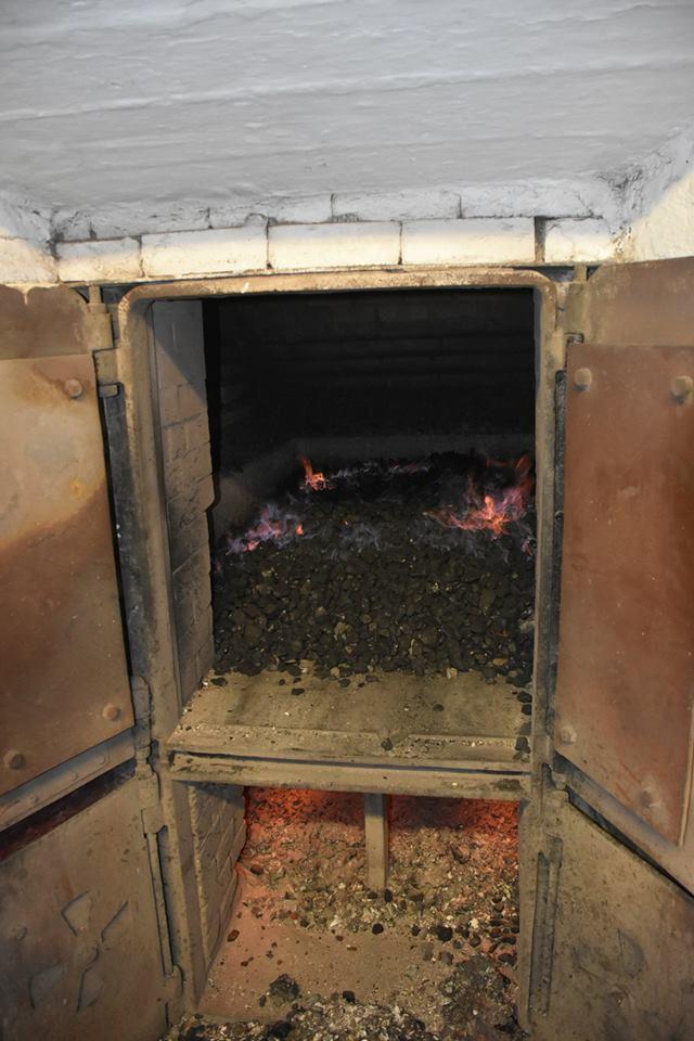 Balvenie Seasoning Kiln