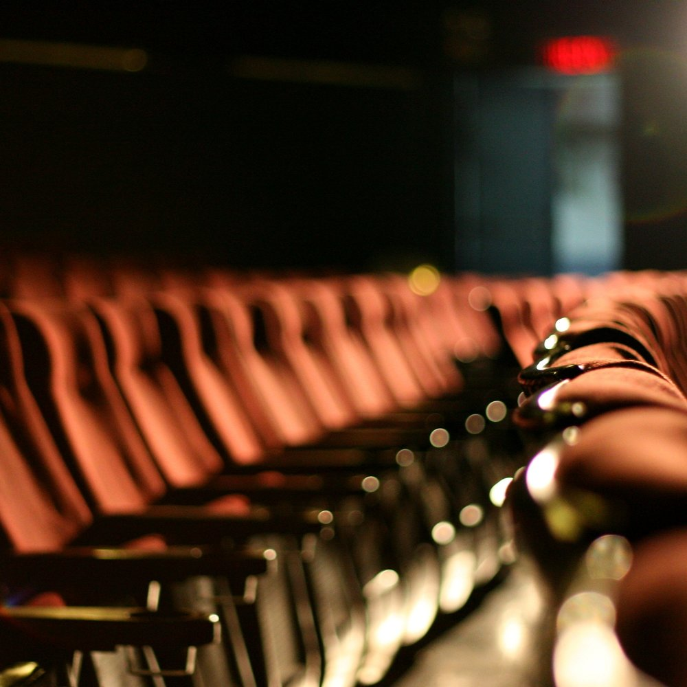 MOVIE THEATRE SEATING -