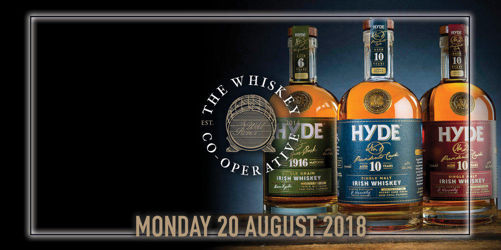 Hyde Whiskey Tasting The Whiskey Co-Op