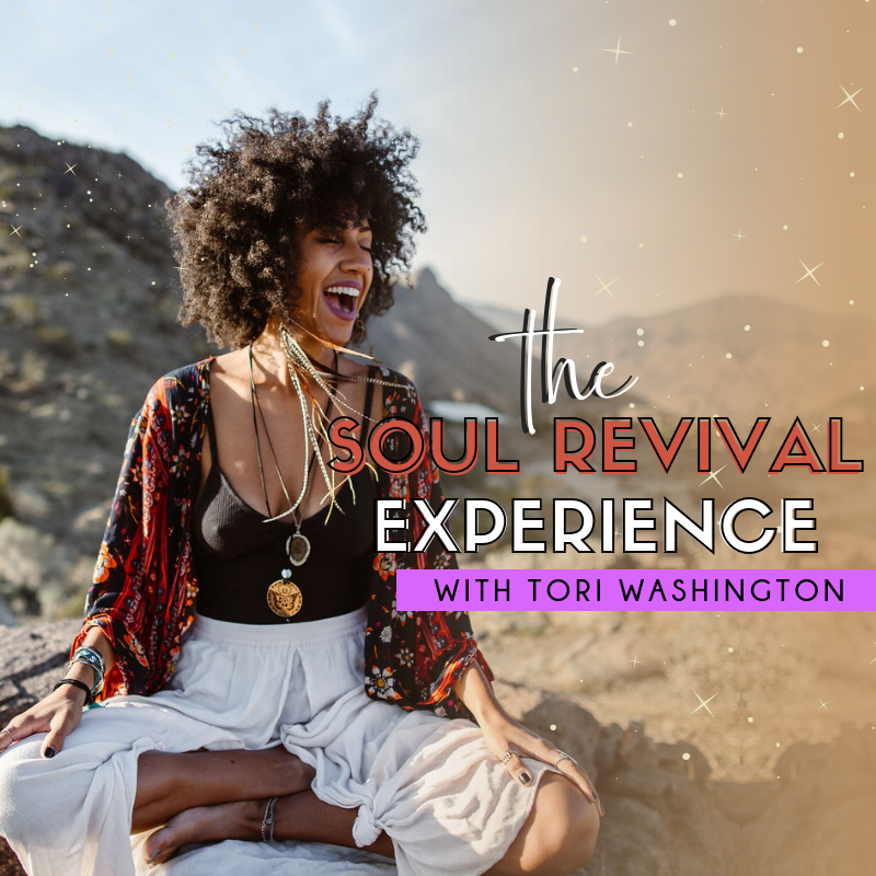 WHAT YOU CAN EXPECT - ➡ Game-changing workshops to help you deeply transform your way of living in the world➡ Life-changing exercises that will pull out your soul's purpose, authentic expression and intuitive gifts➡ The unique opportunity to upgrade your mindset, let go of old habits and completely revive your soul➡ Sisterhood style gathering with other spiritually curious and like-minded women➡ The chance to experience spiritual modalities like aura photography, vision quests and guided movement + yoga➡ Group Q&A and Intuitive Readings with Tori