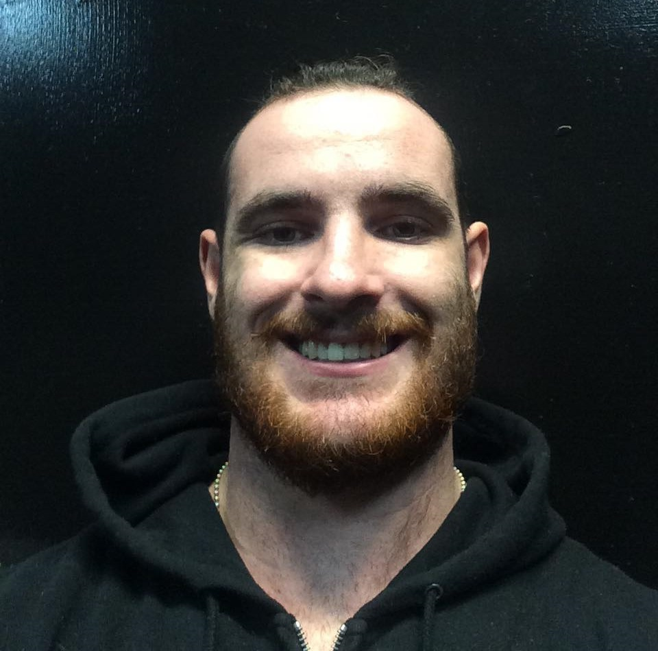 Jordan Wright - Coach- NZIF qualified personal trainer- Kickboxing and MMA background- Former bootcamp instructor