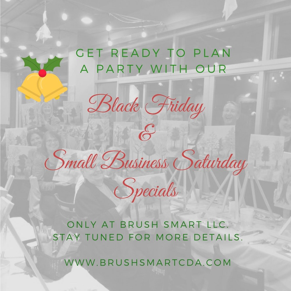 Plan a Black Friday Party recommend