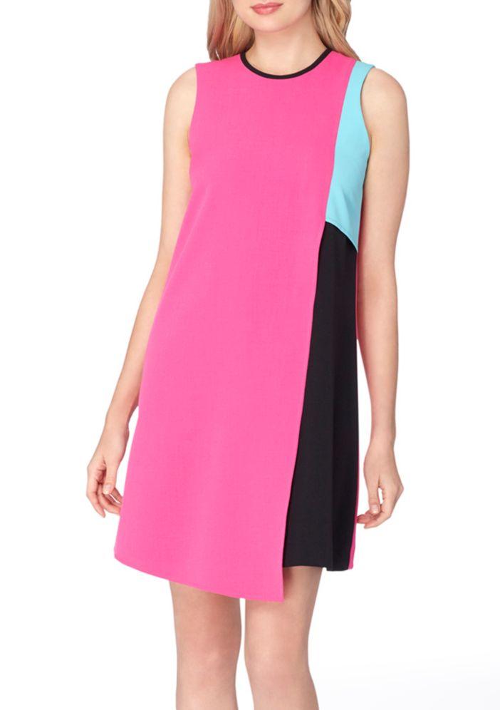 Tahari ASL Colorblock Shift Dress. Belk. $128.