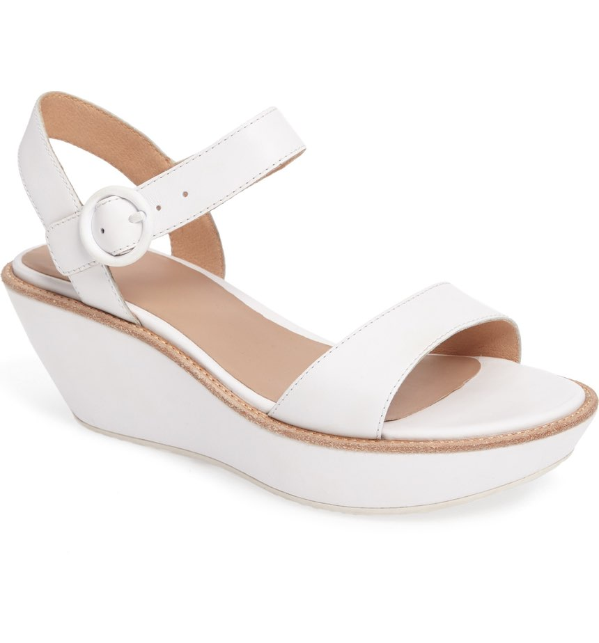 Camper 'Damas' Wedge Sandal. Nordstrom. Available in multiple colors. $184.