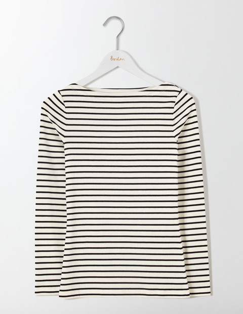 ESSENTIAL BOATNECK. Available in multiple colors. Boden. $35.