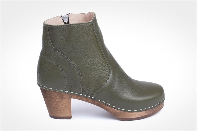 Clog Boots. Maguba. $249.