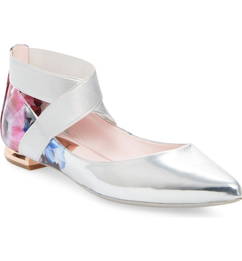 Ted Baker   Cencae . Available in two colors. Zappos. $165.