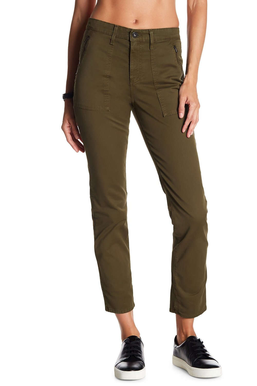 AG Kinsley High Rise Utility Pants. Nordstrom Rack. Was: $225. Now: $59.