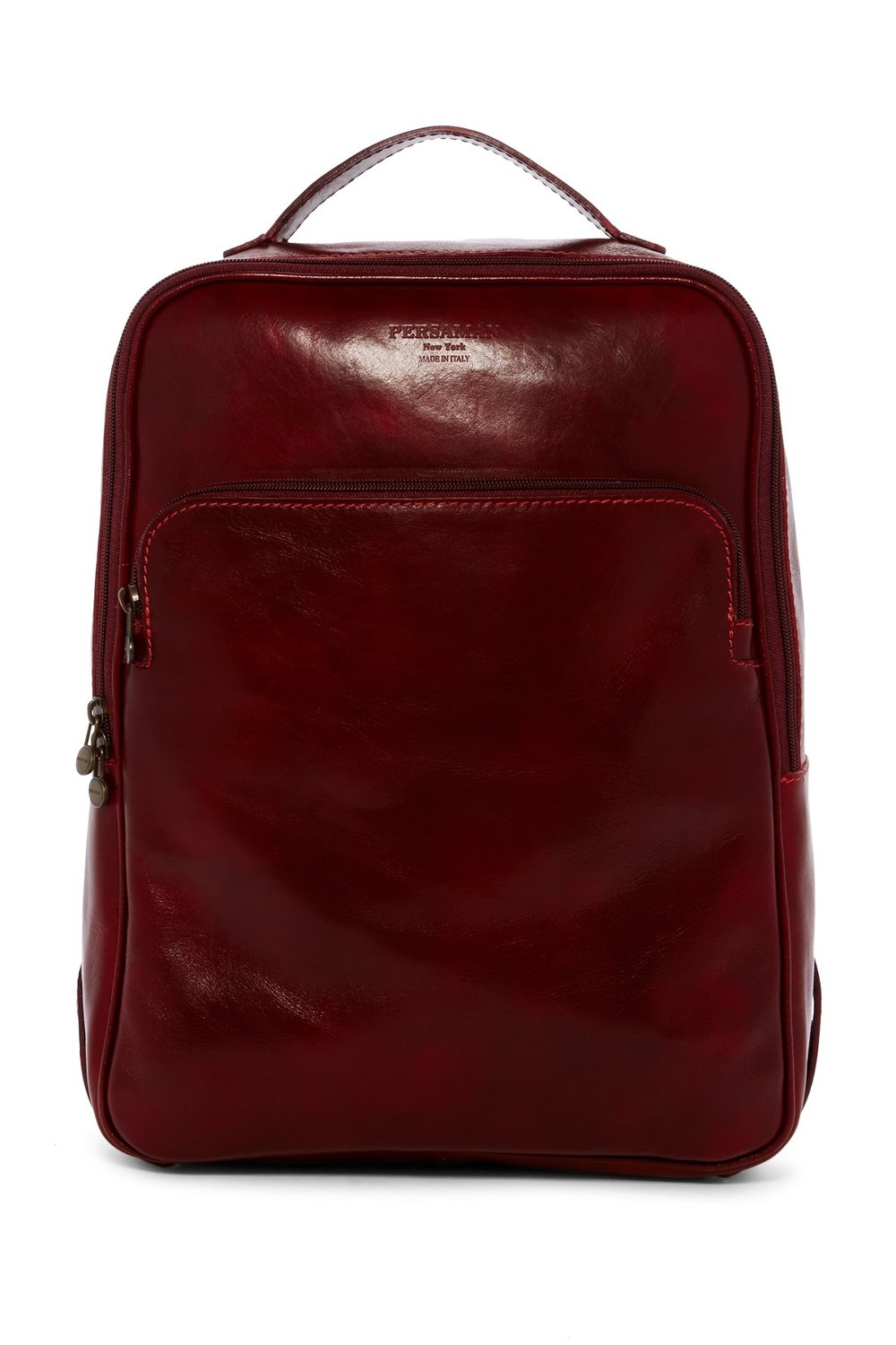 Persaman New York Taylor Italian Leather Backpack. Available in multiple (super rad) colors. Nordstrom Rack. Was: $750. Now: $249.