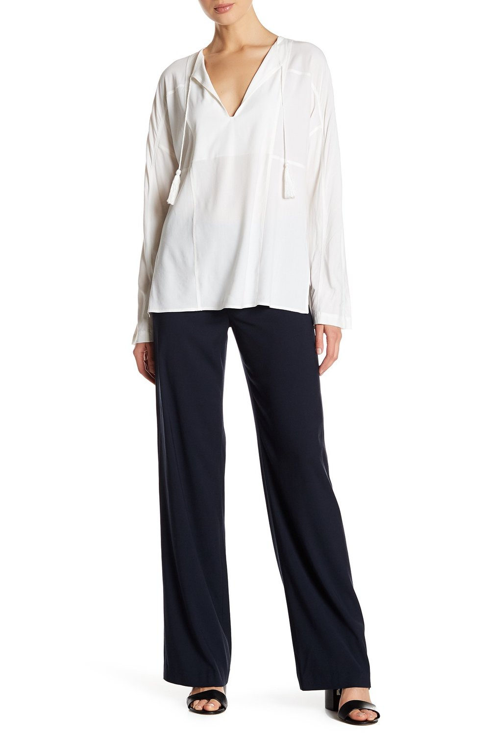 Vince Wide Leg Pant. Nordstrom Rack. Was: $325. Now: $149.