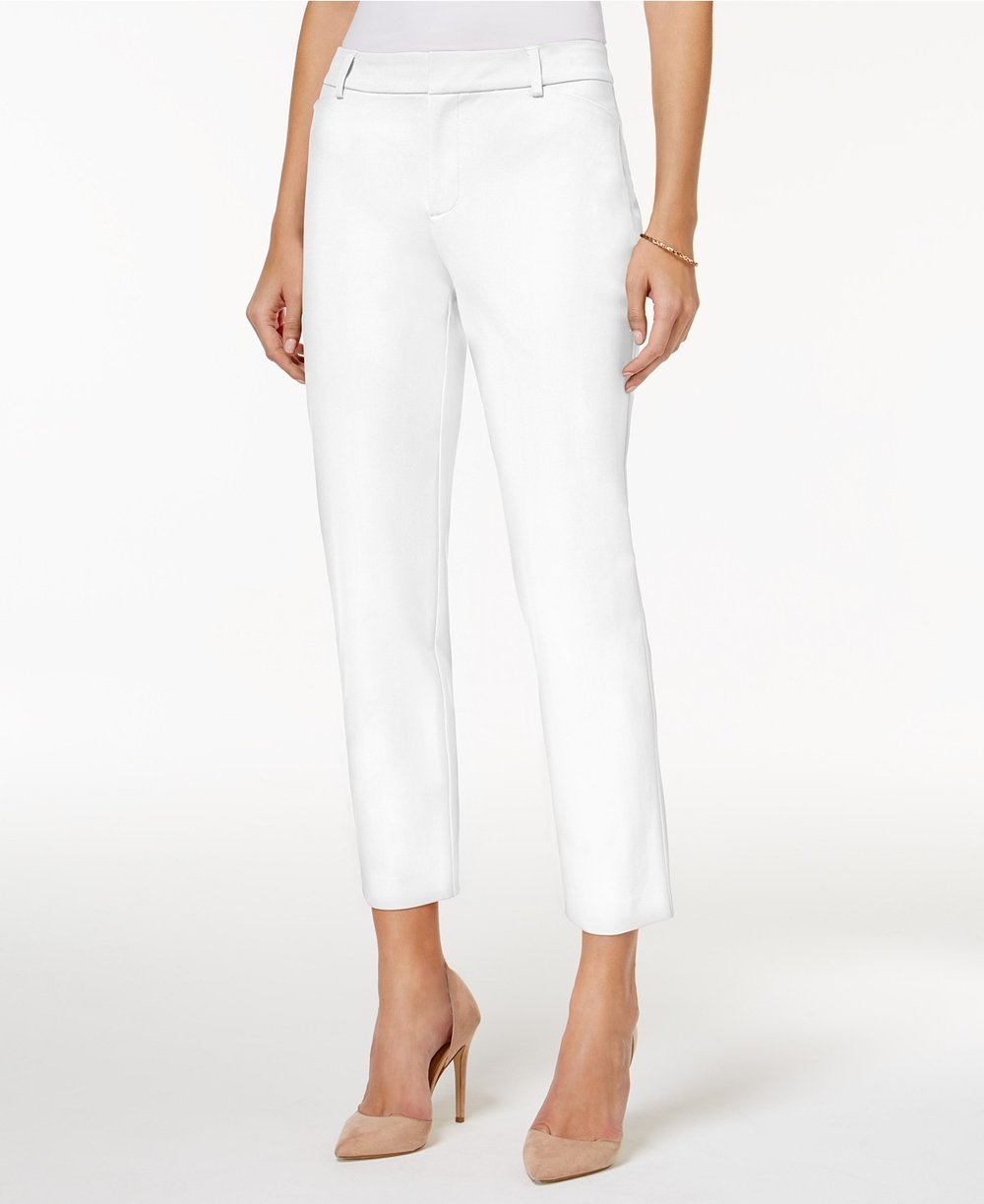 Charter Club  Petite Cropped Pants. Available in multiple colors. Macy's. $69.