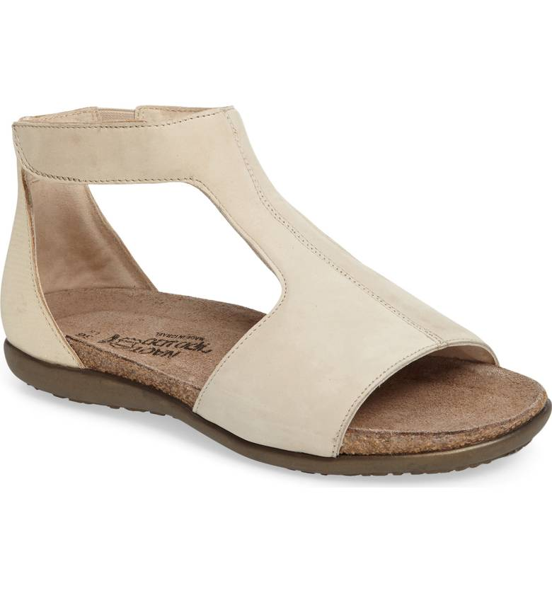 Naot Nala Sandal. Available in two colors. Nordstrom. $158.