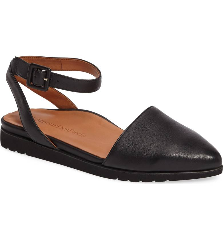 Madolen Strappy Flat  L'AMOUR DES PIEDS . Nordstrom. $199.