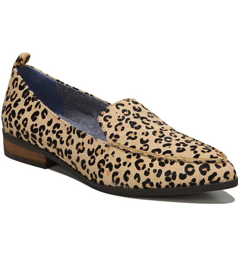 Dr. Scholl's Elegant Genuine Calf Hair Loafer. Nordstrom. $59.