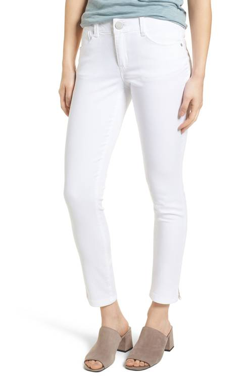 Petite Wit & Wisdon Ab-solution Ankle Skimmer Jeans. Available in multiple colors. Nordstrom. $68.
