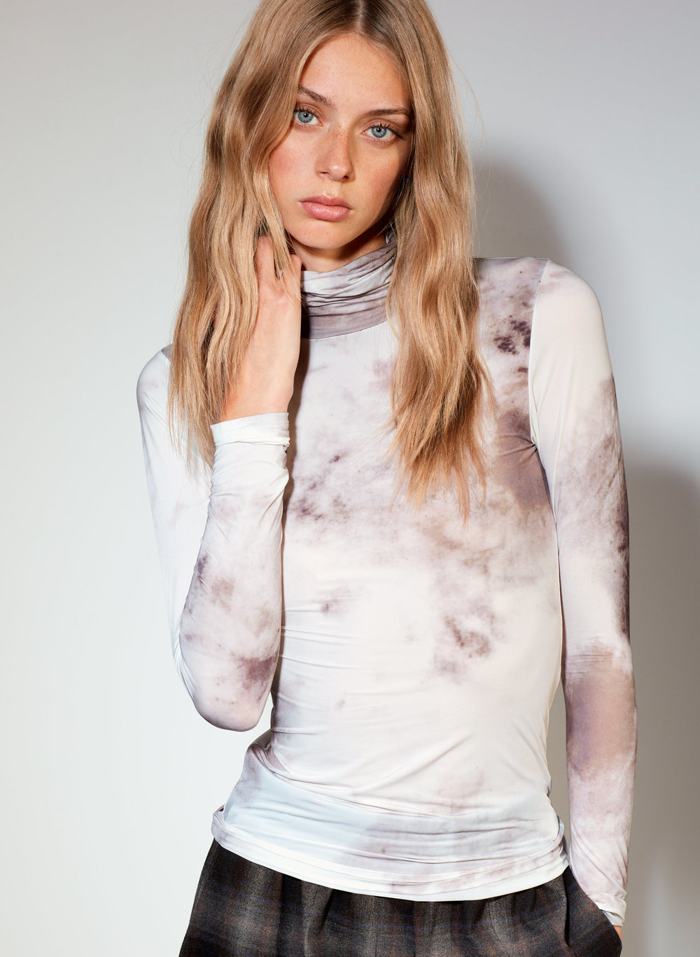 Le Fou Wilfred    Noelle Turtleneck. Available in two colors. Aritzia. $60.