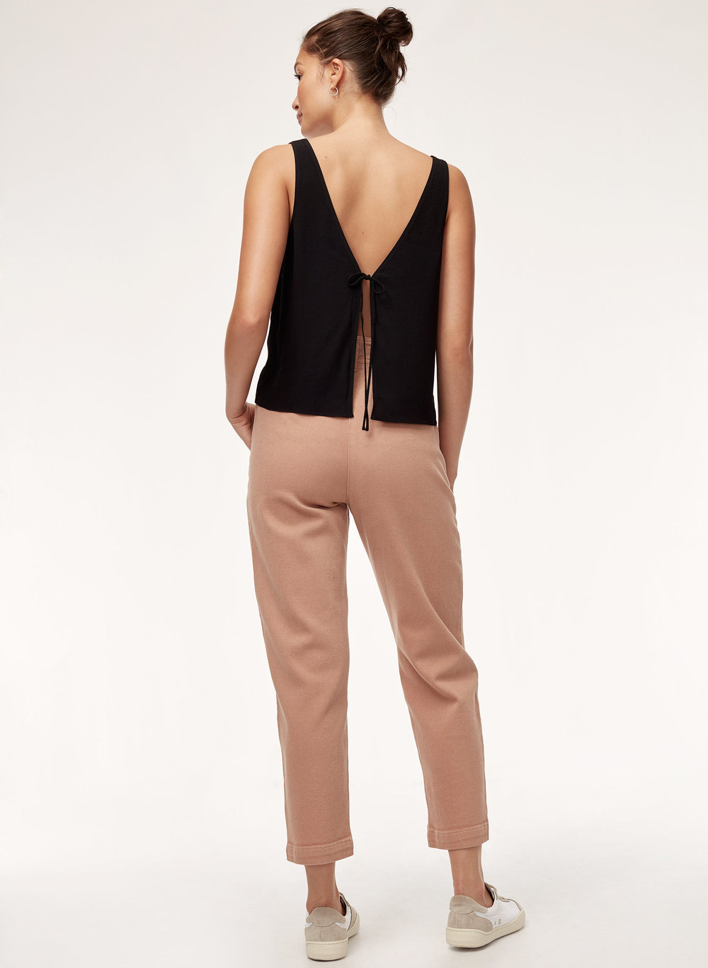 Wilfred Free    Kempner Blouse. Available in multiple colors. Aritzia. Was: $55 Now: $45.