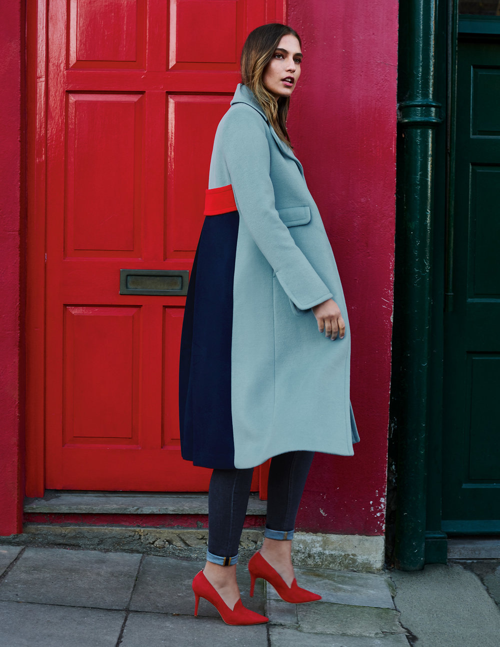 FARLEIGH COAT. Available in three colors. Boden. $350.