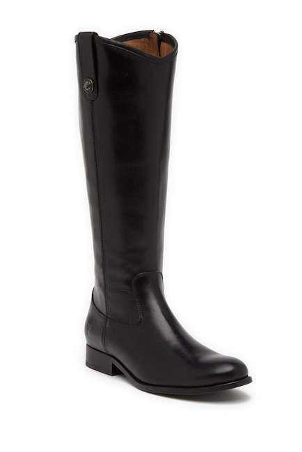 Frye Melissa Knee-High Leather Boot. Was $378. Now: $179.