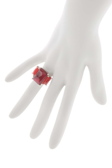 Ippolita Sterling Silver Doublet Dyed Red Quartzite Prong Ring. Nordstrom Rack. Was: $750. Now: $349.