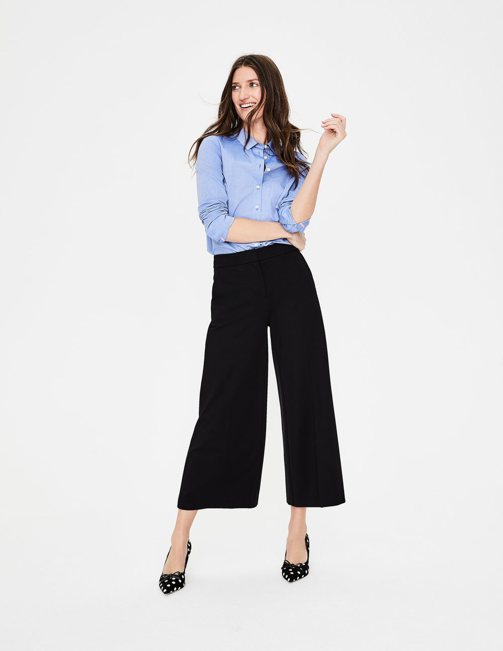 HAMPSHIRE PONTE CULOTTES. Available in three colors. All of them awesome! Also, available in long. Boden. $98.