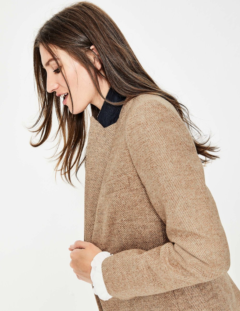 BATH BRITISH TWEED BLAZER. Available in multiple colors. Boden. Was $198.00. Now $99.00 To $138.60.