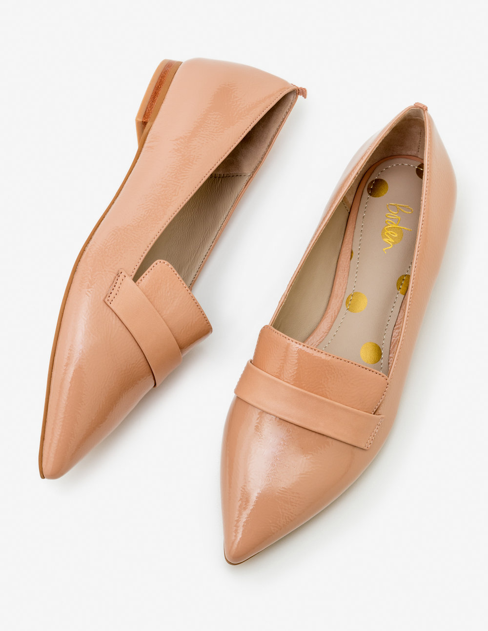 OCTAVIA POINTED LOAFERS. Boden. Was $130.00 Now $78.00 To $104.00 (no size N)