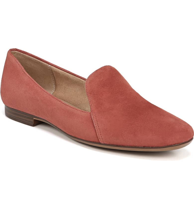 Emiline Flat Loafer. Available in multiple colors and in narrow. Naturalizer. $89.
