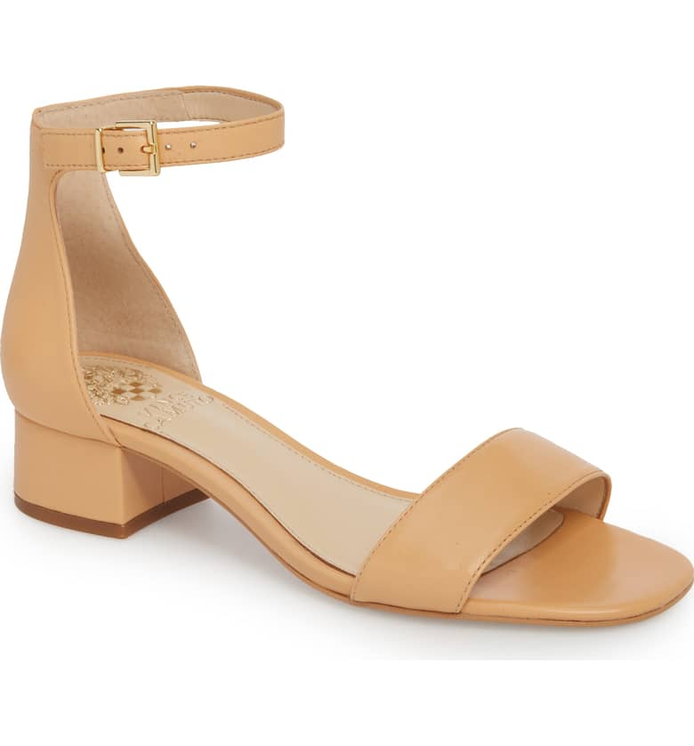 Vince Camuto Sasseta Sandal. Available in a zillion happy colors. Nordstrom. $109.