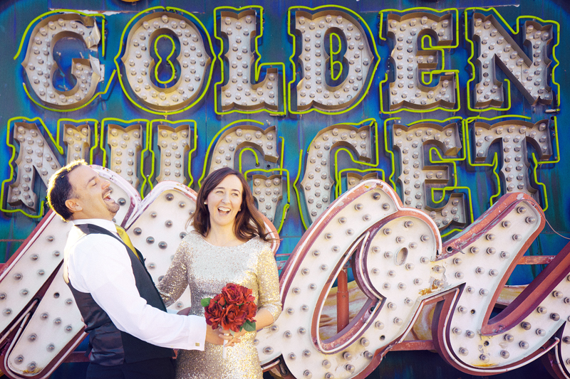 Nick is amazing to work with. We had a blast on our 10th anniversary photo shoot at the Neon Museum Bone Yard. Nick is friendly, energetic and fun!  He was very knowledgeable and took awesome photos. Nick's turnaround was so fast, we had all the pictures the next day. We would recommend Nick to anyone!    TODD & KELSEY - DENVER, COLORADO