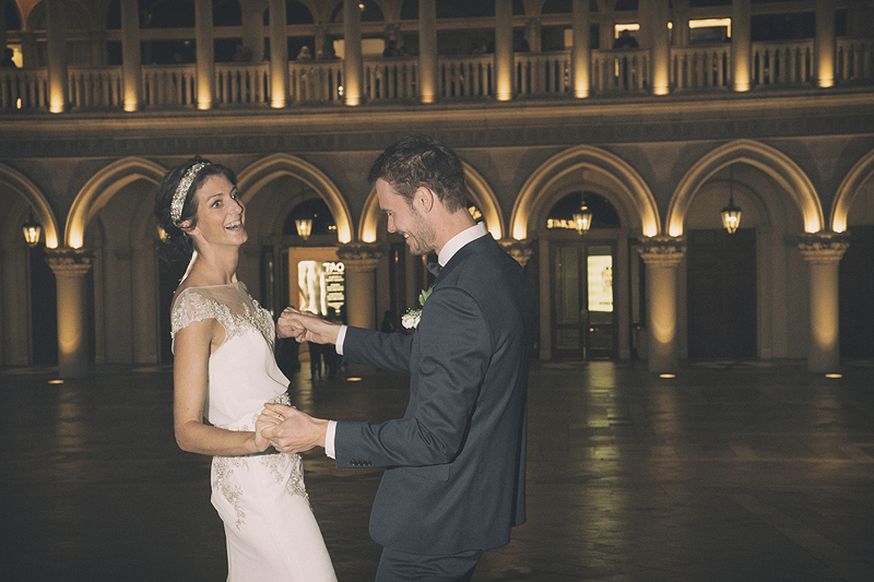 We decided to get married in Las Vegas and hired Nick to take our photographs after the wedding ceremony. What a pleasant experience with a really talented photographer it was. Nick was really service minded and knew the town well. He did our shots at several locations downtown and the result were beyond awesome. All the pictures look like something out of a fairy tale. We would recommend Nick to everyone getting married in Las Vegas, you will not be disappointed. Another upside is that he won't empty your wallet with his great pricing and high quality. He really made sure we had great photos from our perfect evening.   SVANHILD & TORGIER - SANDEFJORD, NORWAY