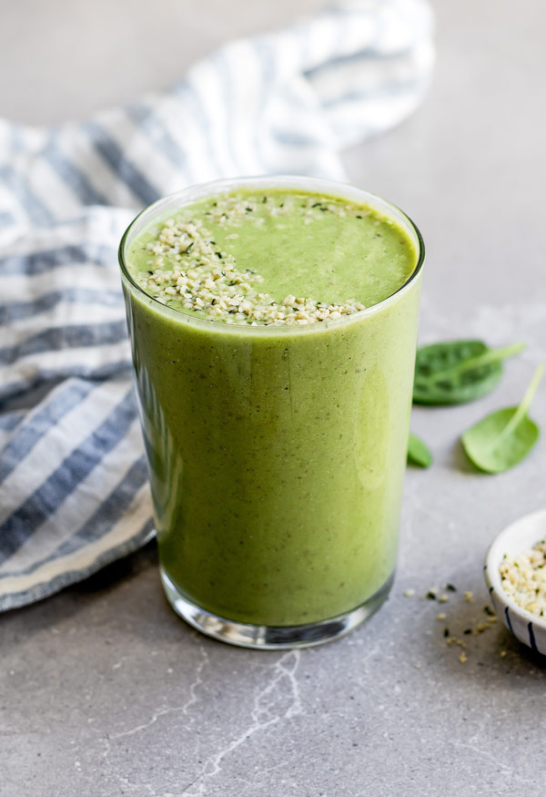 Choosing Chia | Love TL Hayden | green smoothies