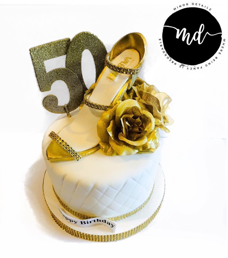 50th+Birthday+Cake