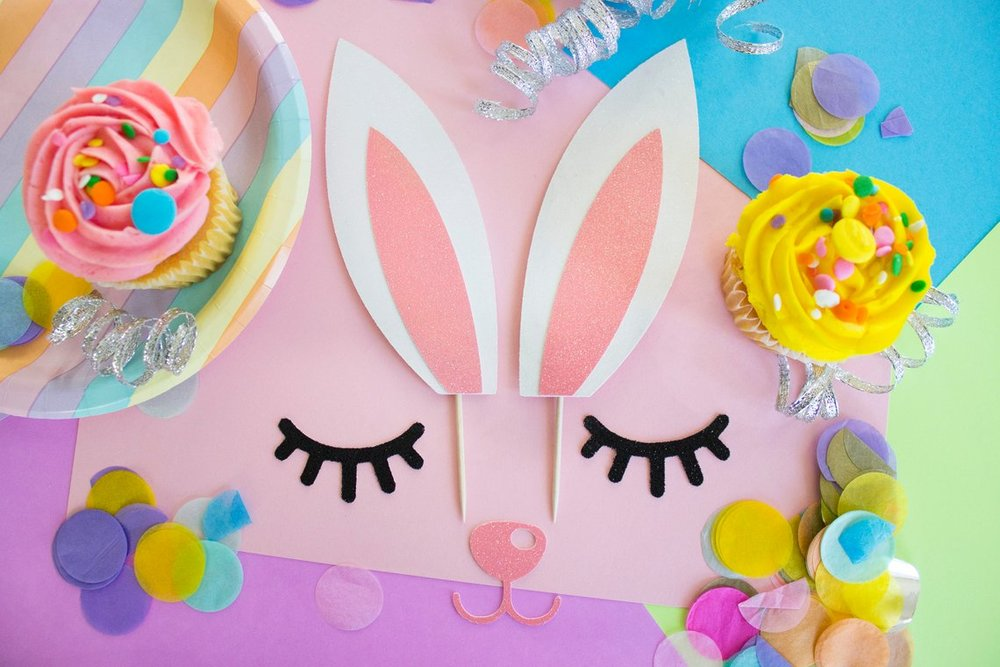 Some Bunny Is One, Bunny Cake Topper, Baby Shower Cake, Bunny Ears Cake, Easter Bunny Cake Topper, Bunny Ear Cake, Some Bunny Is, Somebunny