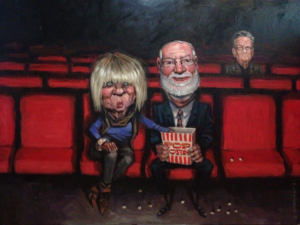 Memories at the Movies